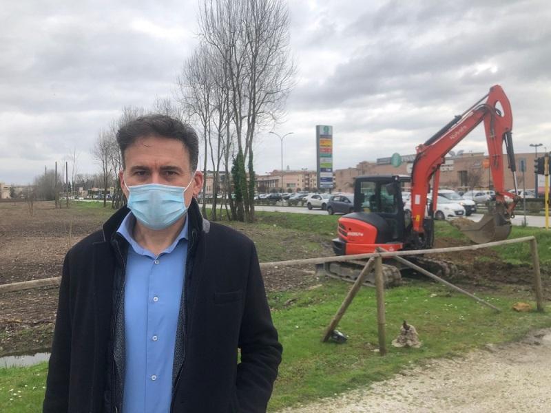 """Lavori in corso dalle Cascine a Cisanello, Conti: """"Impegno per cambiare il volto di Pisa"""""""