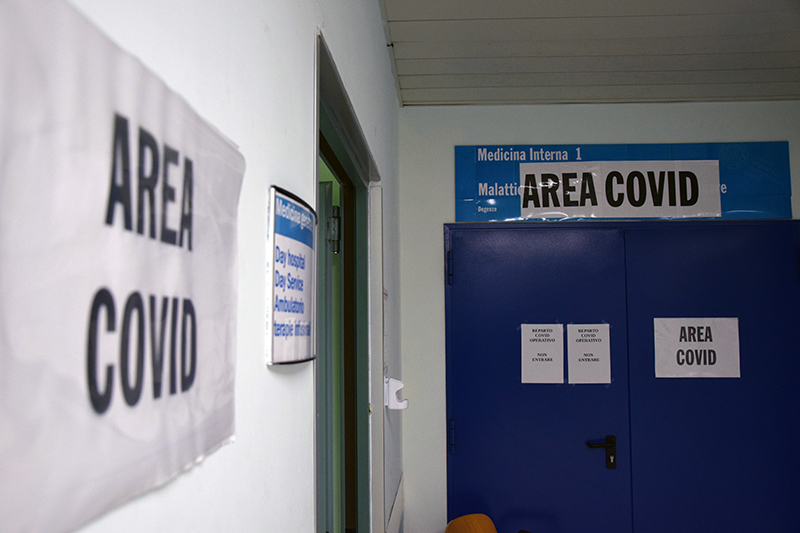 Coronavirus, in Toscana i nuovi casi sono 641