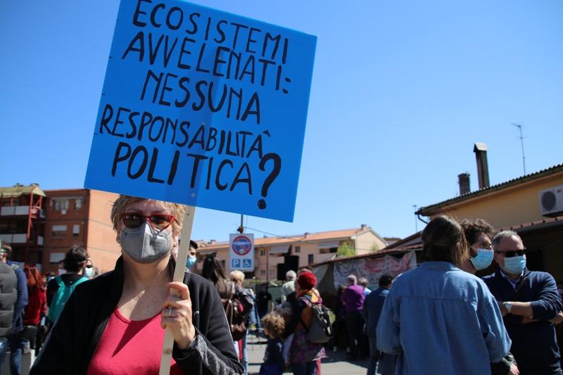 Inchiesta Keu, il Movimento 5 Stelle partecipa alla manifestazione a Santa  Croce - gonews.it
