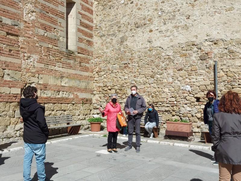 Giornate FAI di Primavera, la visita a Radicondoli e Belforte