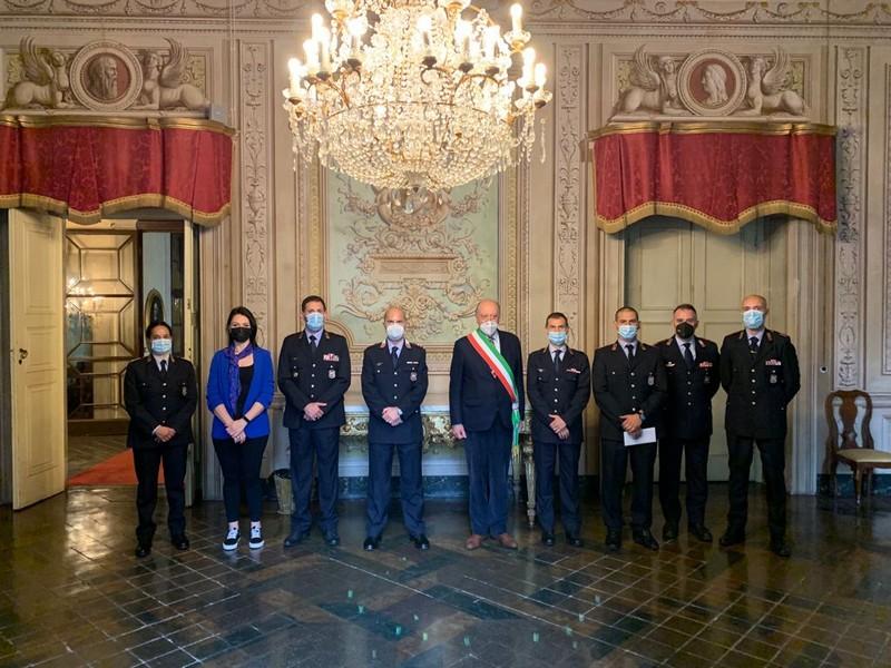 Operazione antidroga al Valgimigli: arriva l'encomio del sindaco di Lucca