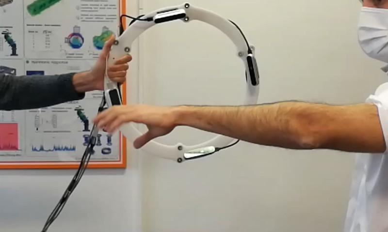 Da UniPi il primo sistema per scansionare gli arti in 3D