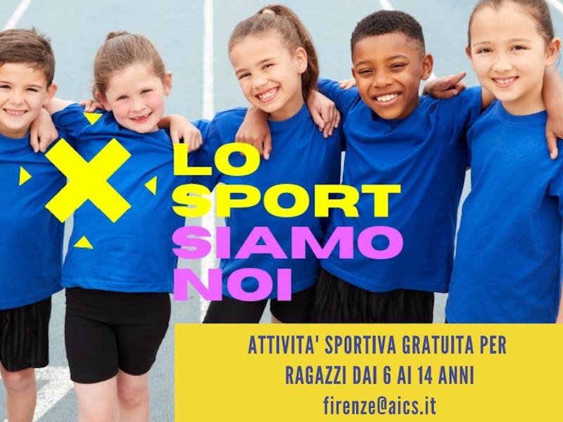 Sport per bambini e bambine, il progetto al Parco Urbano di Montespertoli