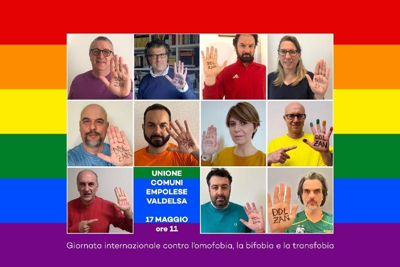 Contro l'omofobia, le iniziative nell'Empolese Valdelsa per difendere le vittime