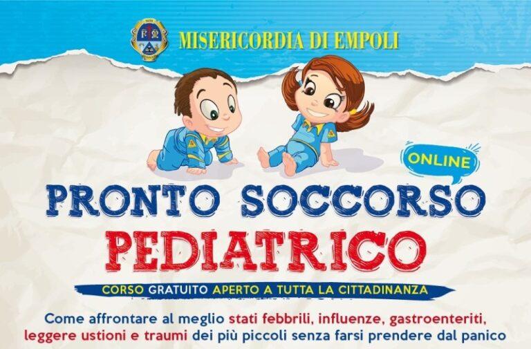 Misericordia Empoli, corso online di pronto soccorso ...