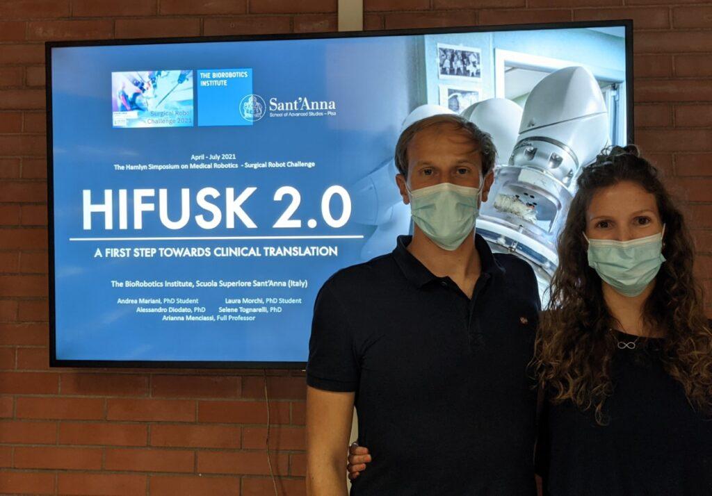 Robotica chirurgica, premio per la Scuola Sant'Anna