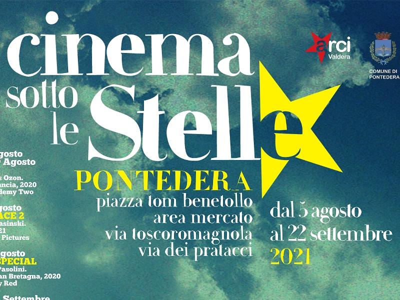 Dai cult alle ultime uscite, riparte il Cinema Sotto Le Stelle a Pontedera