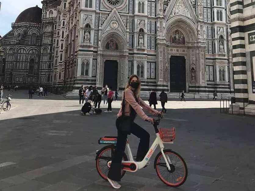 bike sharing firenze