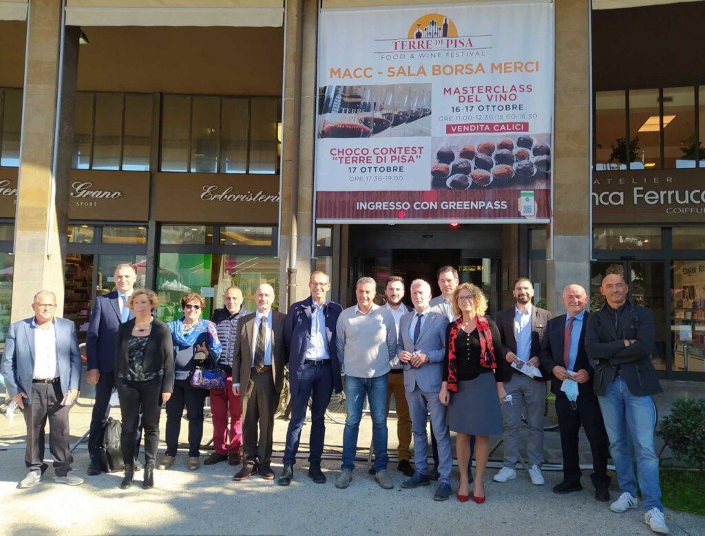Eccellenze in piazza con 'Terre di Pisa Food & Wine Festival'
